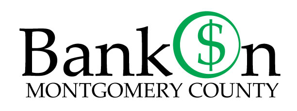 Bank on Montgomery County logo